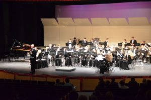 NCHS Wind Ensemble Mar16